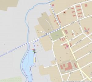 mapka start Michalowo