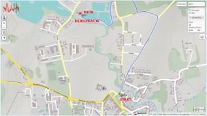 mapka Sejny
